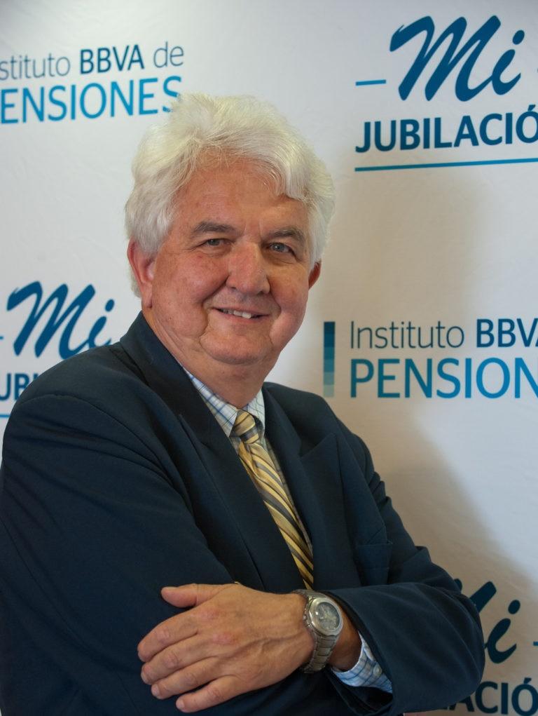Imagen de Robert Holzmann, Foro de Expertos, Instituto BBVA de Pensiones, Mi Jubilación