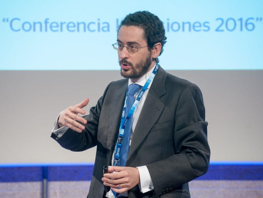 Imagen de Alberto Gómez-Reino BBVA Asset Management Jornada Inversiones 2016
