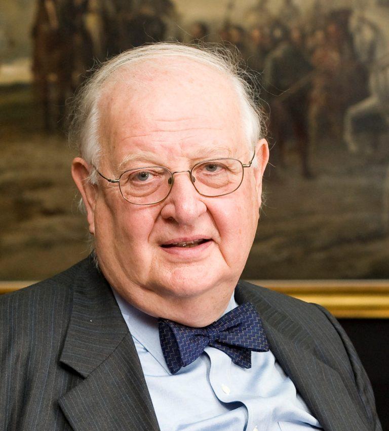 Angus Deaton Premio Fundación BBVA Fronteras del Conocimiento en Economía