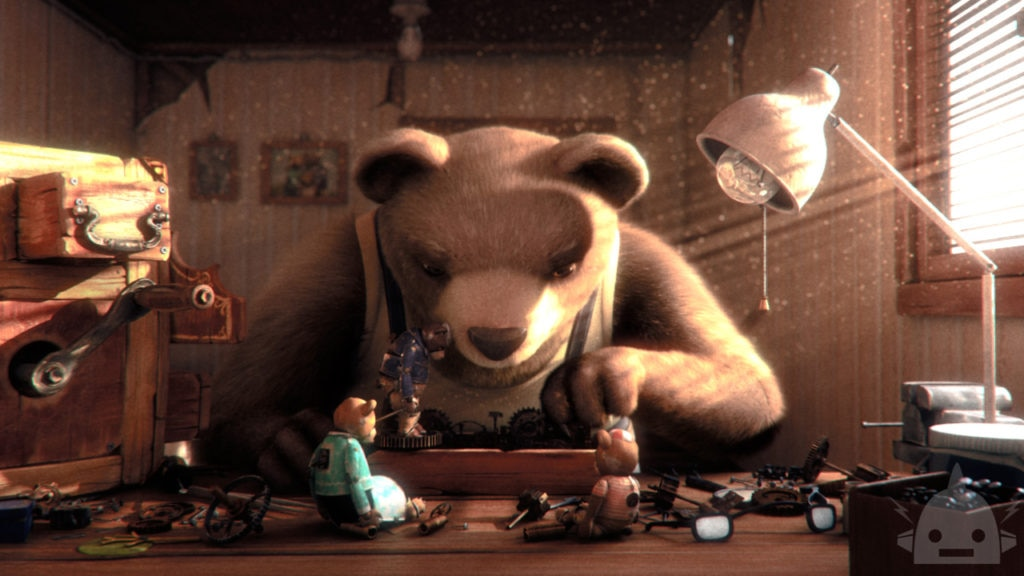 Imagen de Bear Story, Oscar