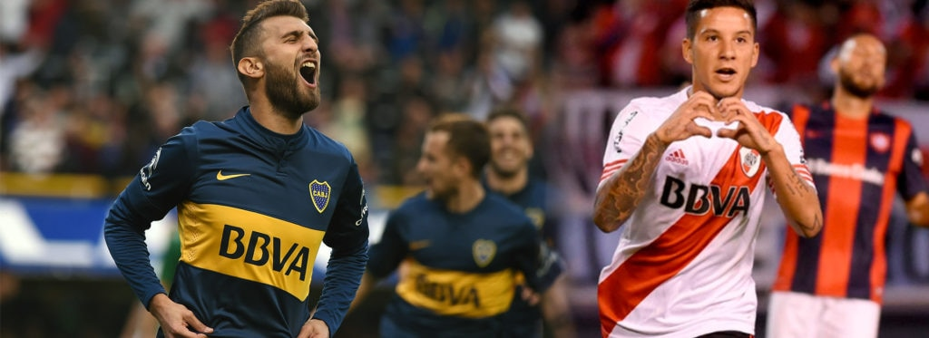 Boca Juniors y River Plate