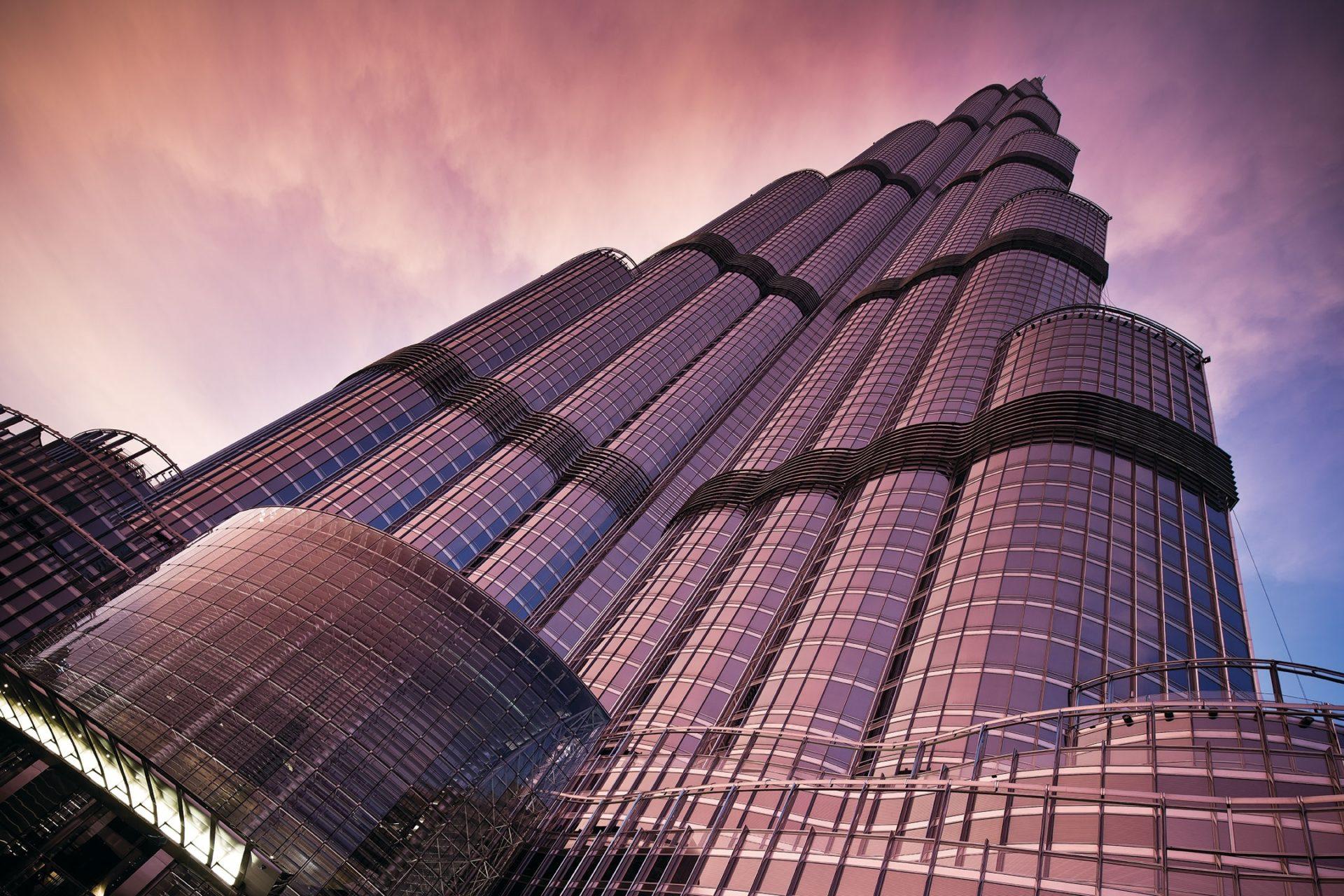 Fotografía: Dubai Burj Khalifa (Europa Press)