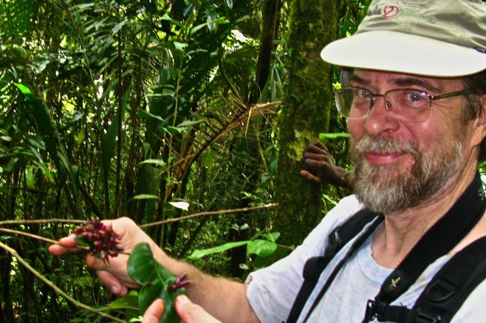Ilkka Hanski, Premio Fundación BBVA Fronteras del Conocimiento en Ecología ©Ilkaa 2009 Marojejy