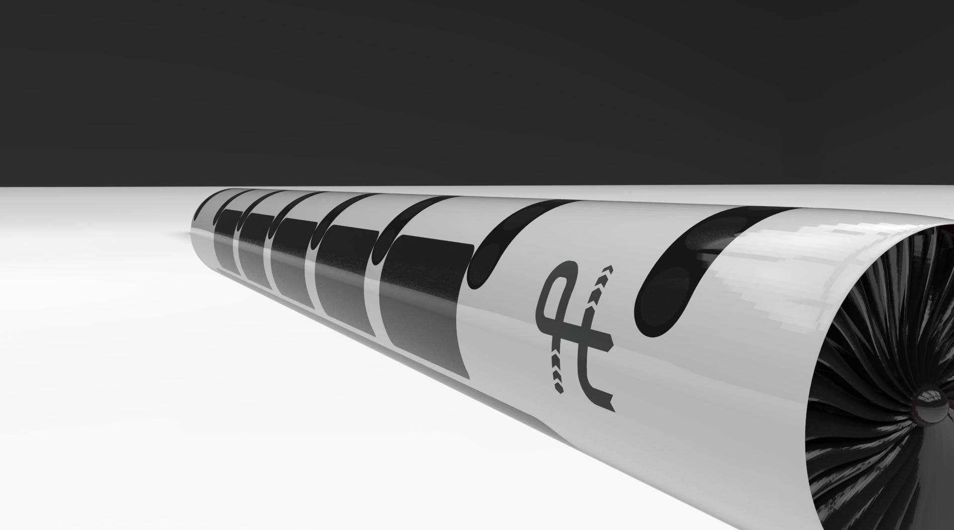 Hyperloop: el quinto medio de transporte, capaz de viajar a la velocidad del sonido