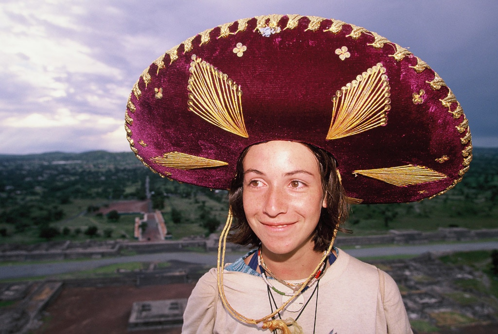 Fotografía: Expedición 1997: Primera Expedición Científica a América (México)