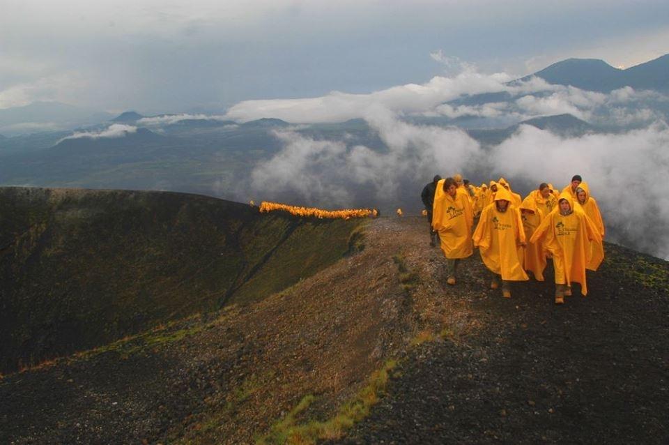 Fotografía: Expedición 2004: De los Volcanes Mexicanos a la 'Translatio' (volcán Paricutín, México)
