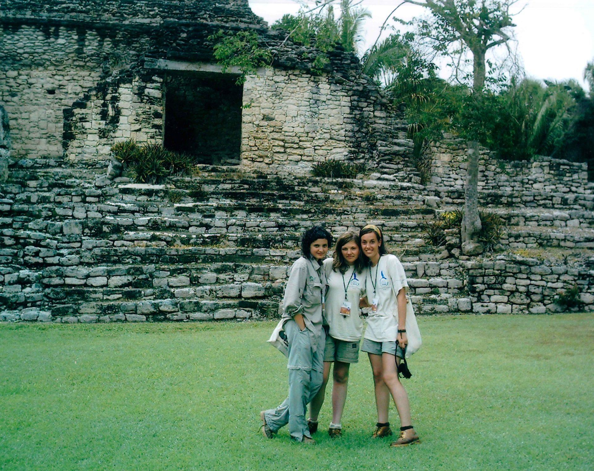 Fotografía: Expedición 2006: A las Selvas de la Serpiente Emplumada (México)