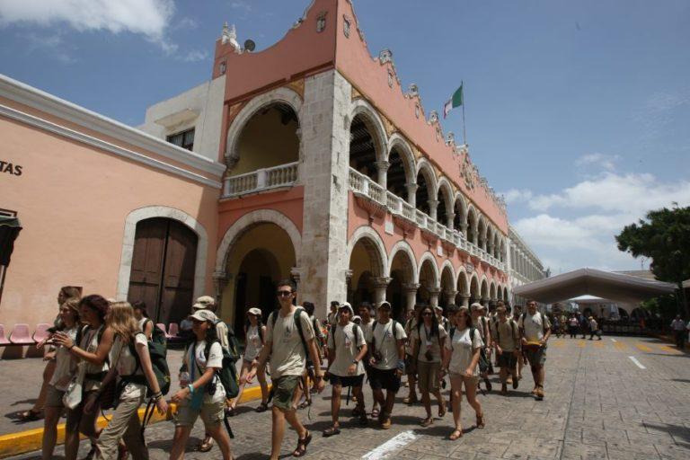 Fotografía: Expedición 2010: El Misterio de los Caminos Blancos Mayas (Mérida, México)