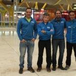 Carlos Soria y la Expedición BBVA parte rumbo a Nepal