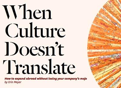 Imagen de portada del del articulo When Culture Doesn't Translate