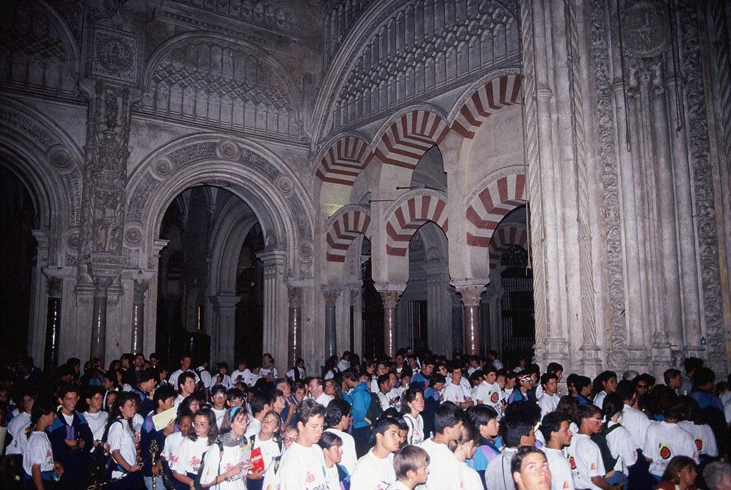 La Expedición 1992 visitó Córdoba