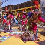 Fotografía de Carnaval Chile Arica disfraces comparsa