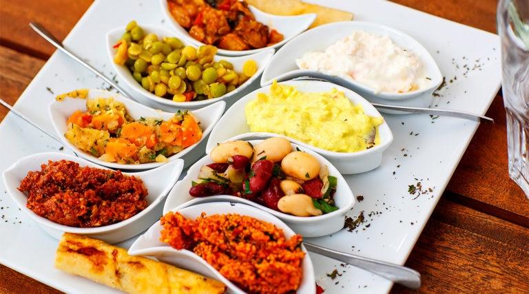 Fotografía de gastronomía en Turquía
