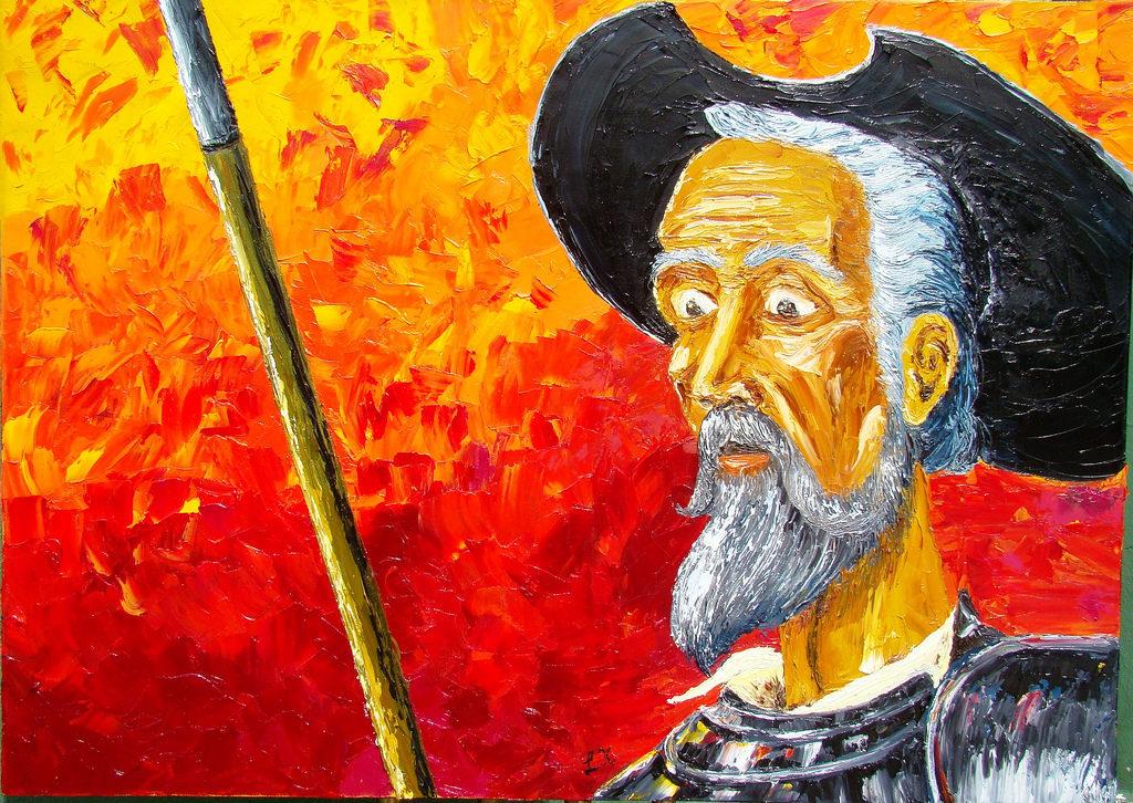 Imagen de Don Quijote de la Mancha de laloking97 via Foter.com / CC BY-SA