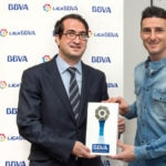 Aduriz, 'Premio BBVA' al Mejor Jugador de la Liga BBVA en el mes de marzo