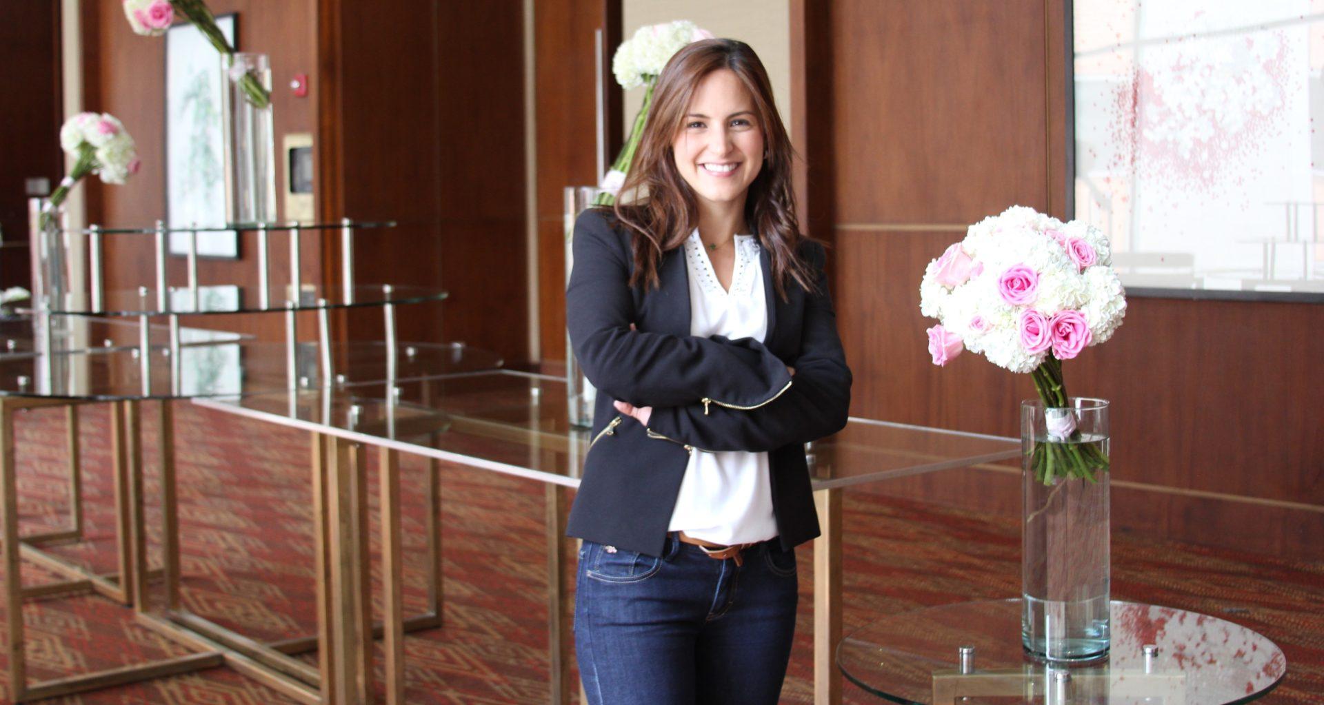 Adriana Arismendi, gerente de venta digital de BBVA Colombia