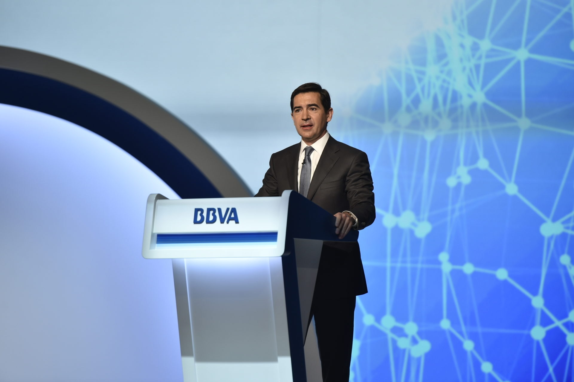 Junta General de Accionistas BBVA 2016