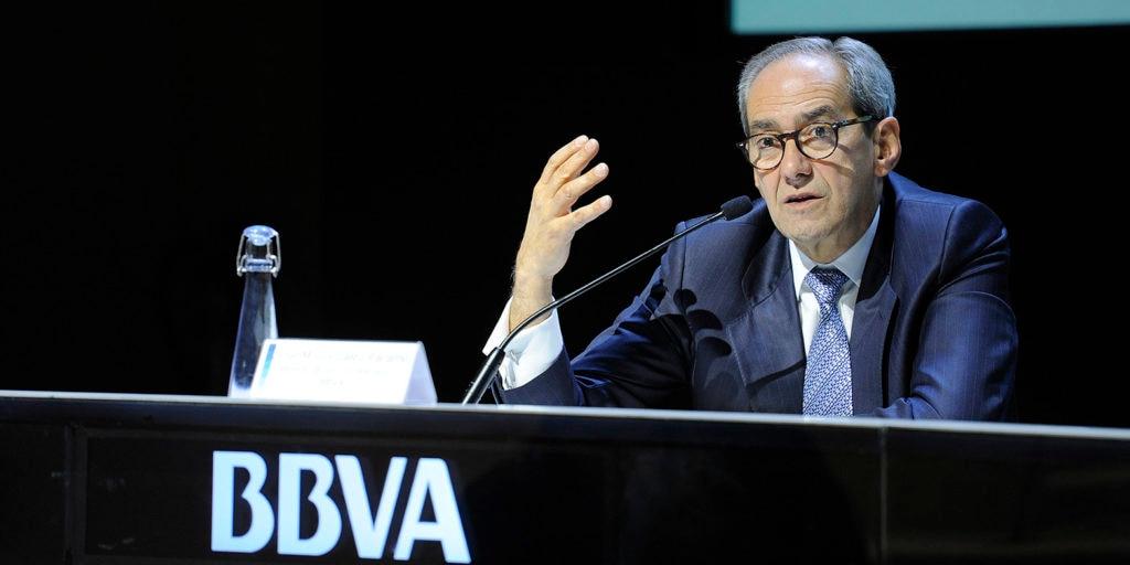 José Manuel González-Páramo BBVA executive director