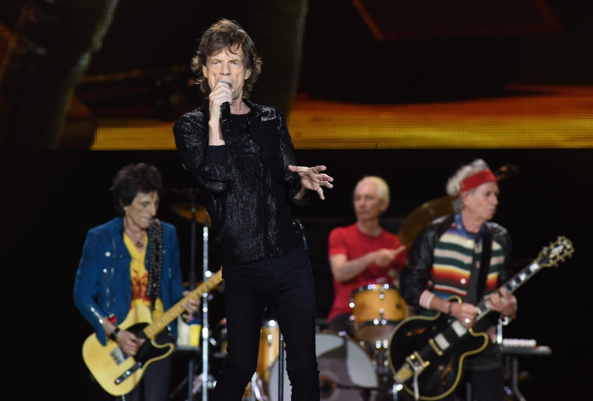 Los Rolling Stones fueron aclamados por el público limeño.