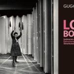 Cartel de la exposición de Louise Bourgeois en el Museo Guggenheim Bilbao, patrocinada por Fundación BBVA