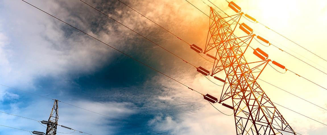 Imagen de Energía, electricidad, tendido eléctrico