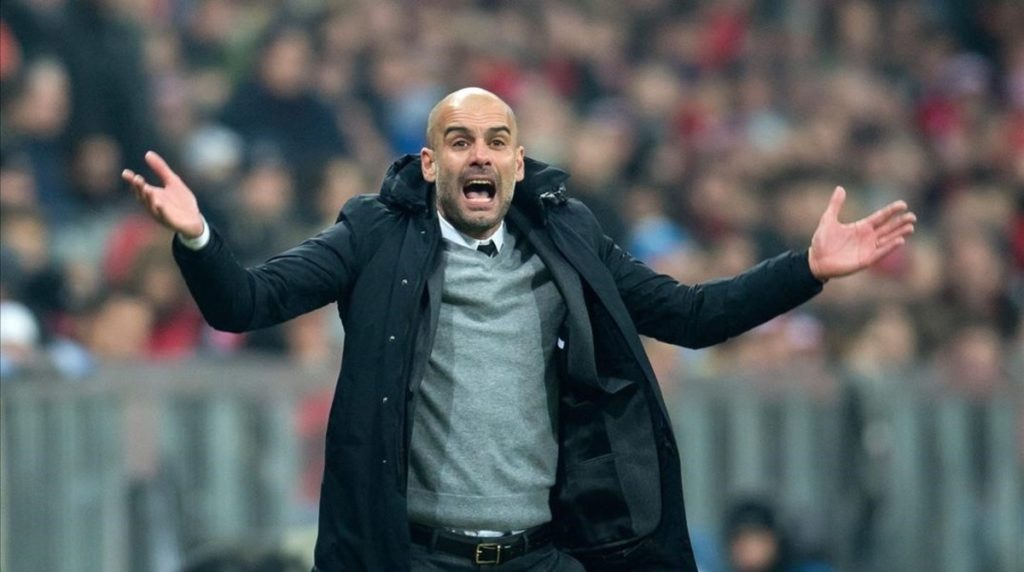 Pep Guardiola, entrenador del Bayern | Foto: EFE