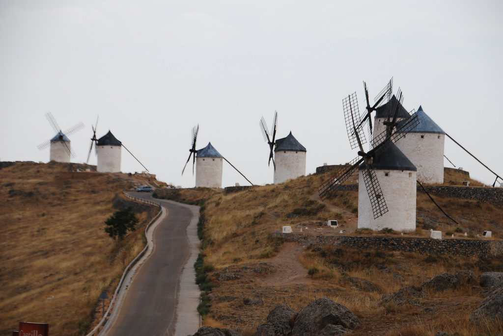 Fotografía de los Molinos de Don Quijote de la Mancha   Photo credit: Jelen_Photos via Foter.com / CC BY-NC-SA