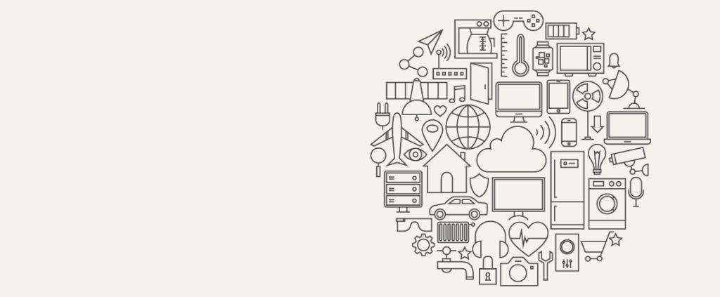 Ilustración OpenMind BBVA - Productos inteligentes y conectados