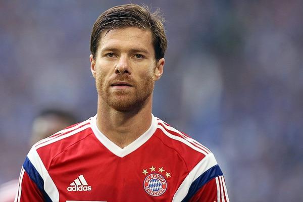 Xabi Alonso, jugador del Bayern Múnich | Foto: EFE