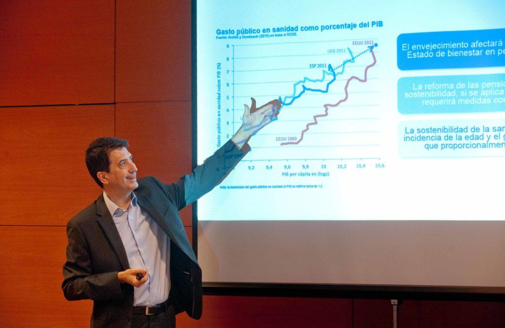 Rafael Doménech, Economista Jefe Economías Desarrolladas de BBVA