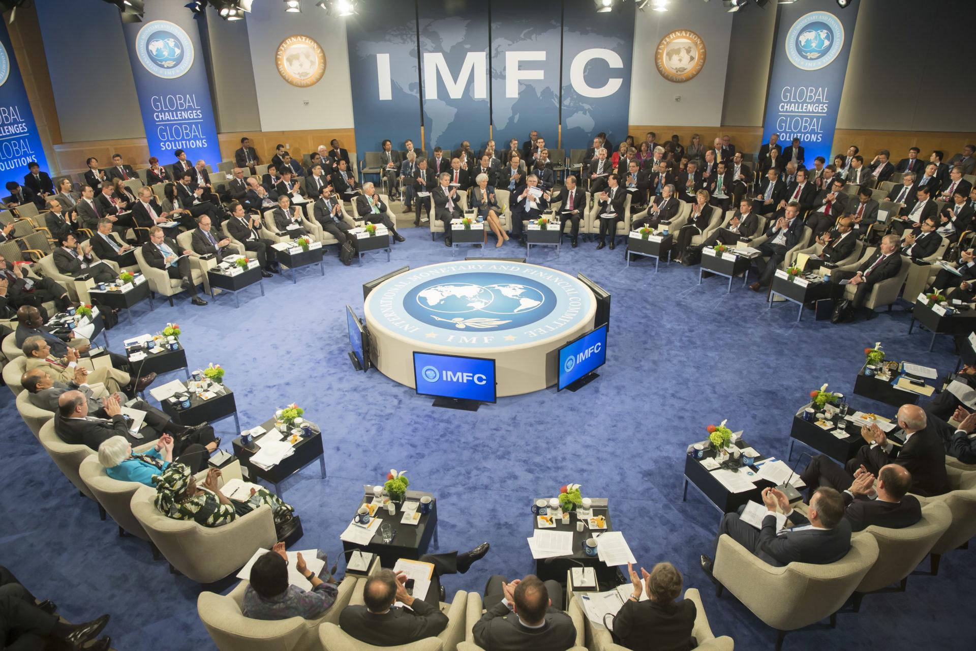 Reunión de Primavera del FMI