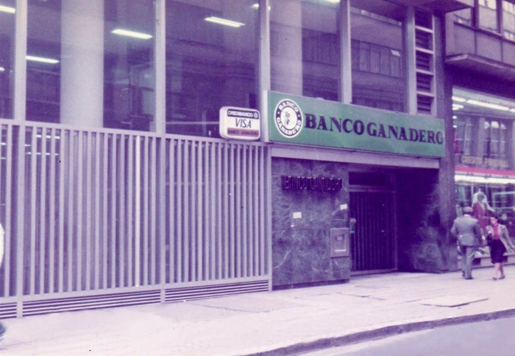 Imagen de BBVA Colombia Primera oficina y sede principal del Banco Ganadero