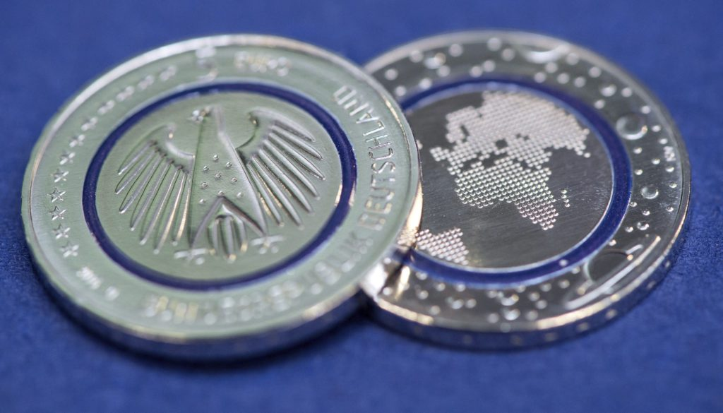 NUEVA MONEDA DE CINCO EUROS