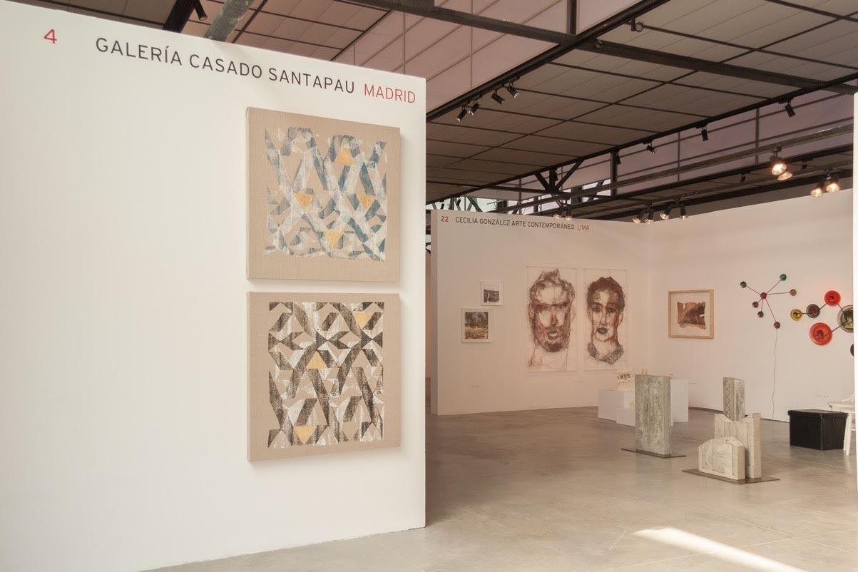 Fotografía de PArC, evento de arte contemporáneo. BBVA