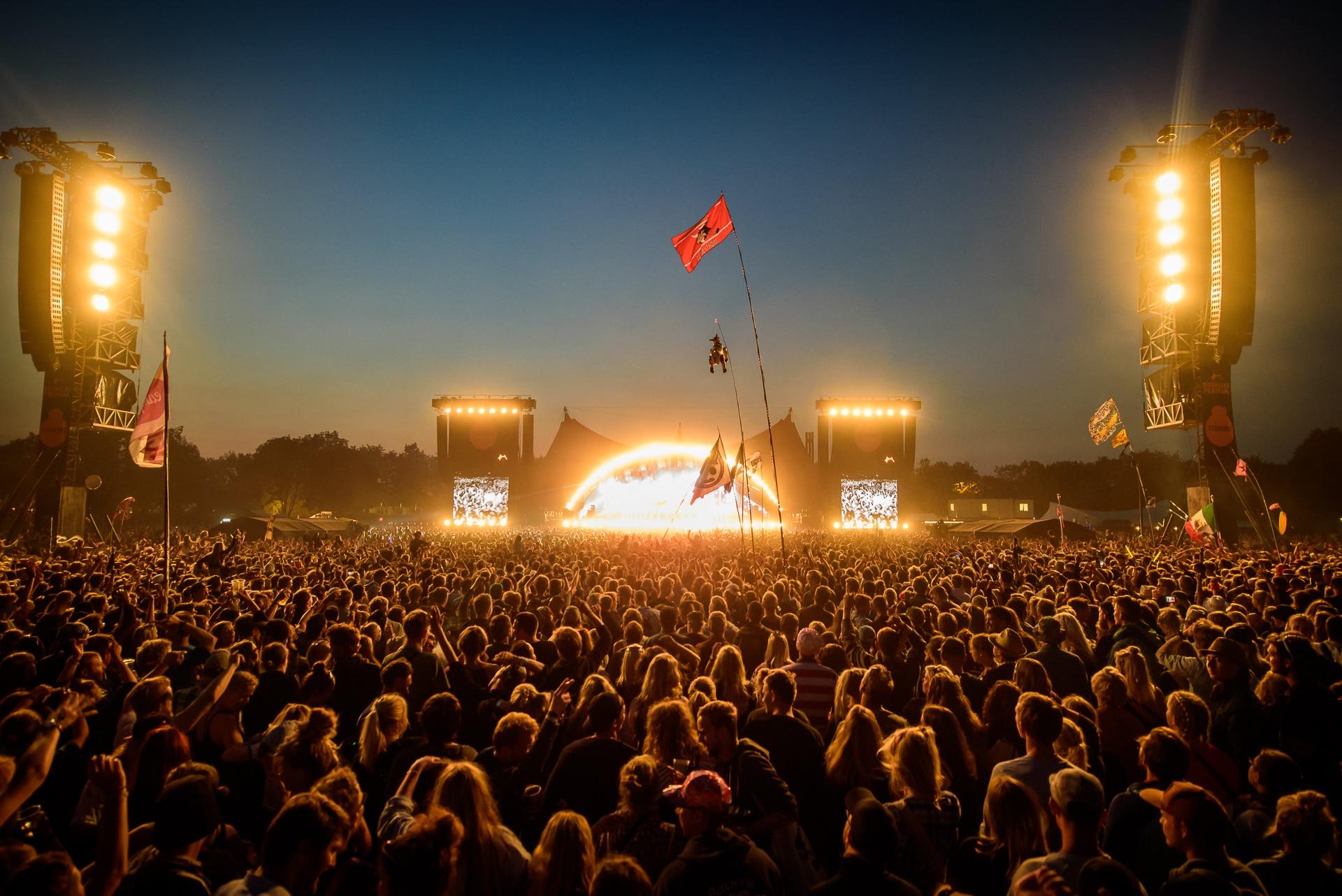 Festival de música Roskilde