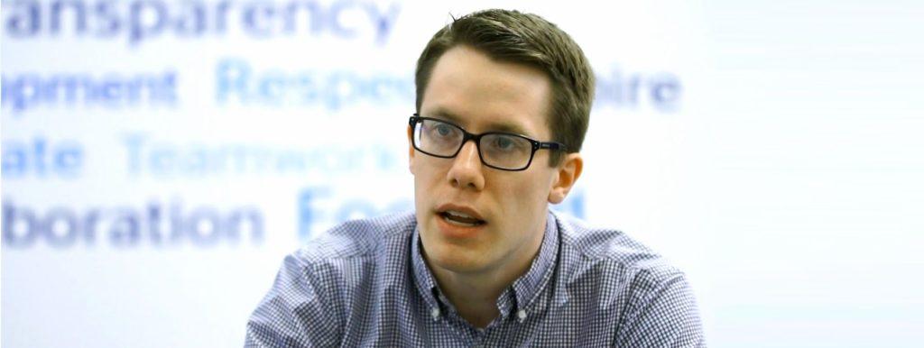 Embajadores BBVA: Jackson Carr, dos mundos y un solo objetivo