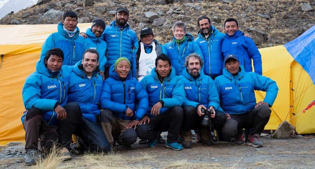 La Expedición BBVA Carlos Soria Annapurna 2016