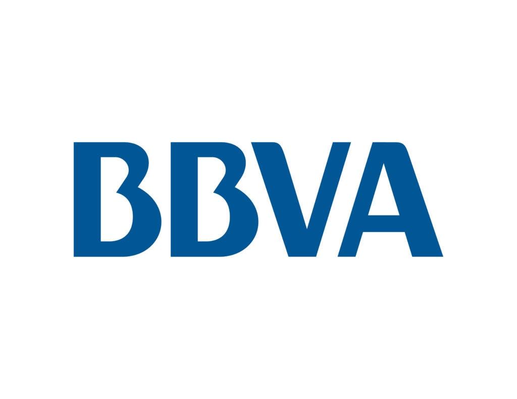 Antigua imagen de las siglas del nombre del banco