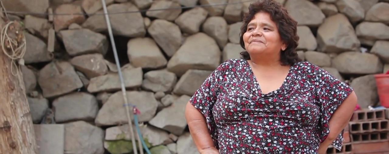 Imagen de Lucía Fernández,clienta de Fundación Microfinanzas BBVA en Perú