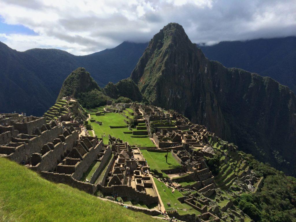 Fotografía de Machu Picchu, Perú- BBVA