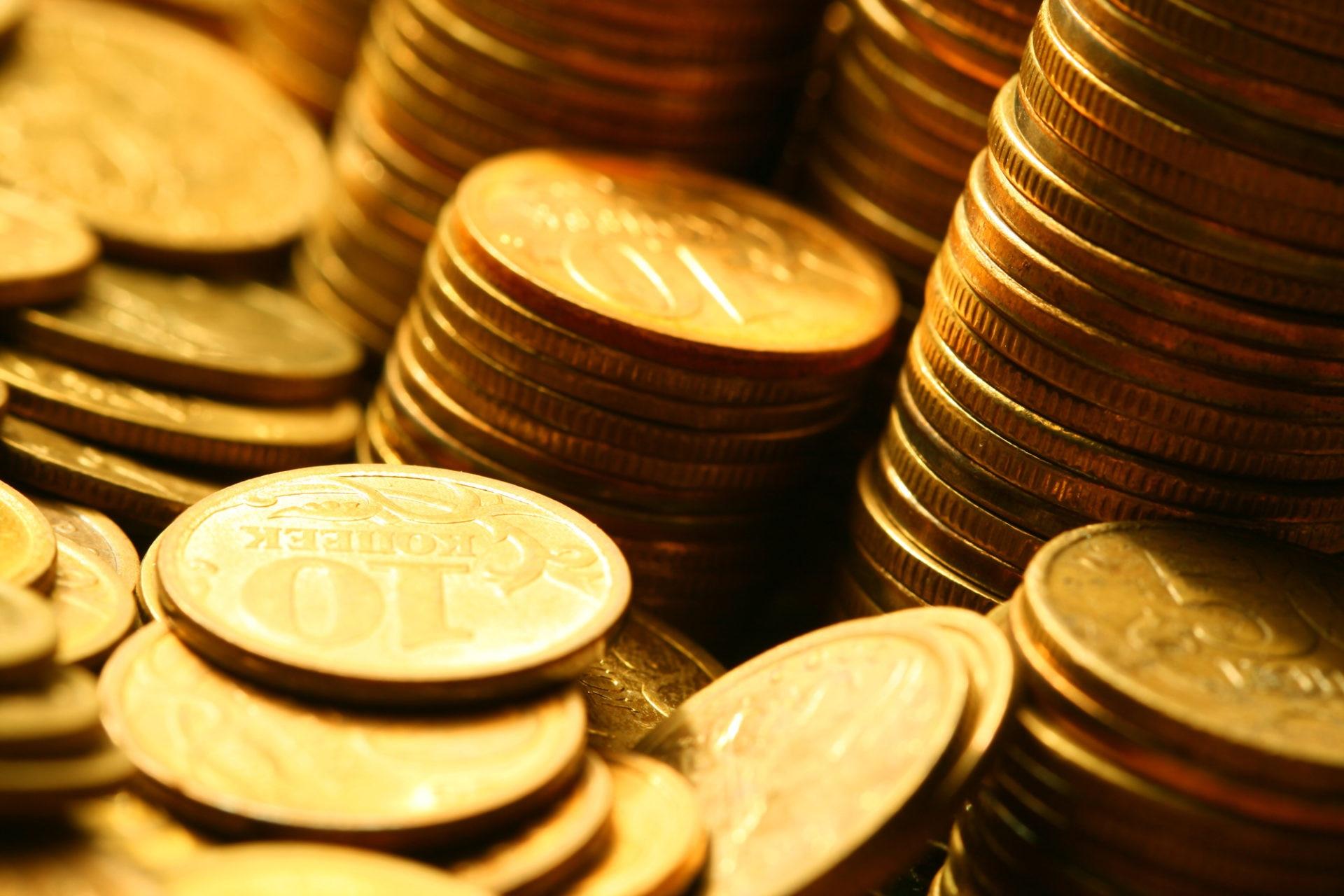Fotografía de monedas de oro. Las oportunidades de Colombia ante el nuevo entorno