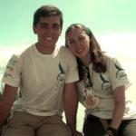 Ruta BBVA 2015 Mellizos Jaime y Marta Ochoa