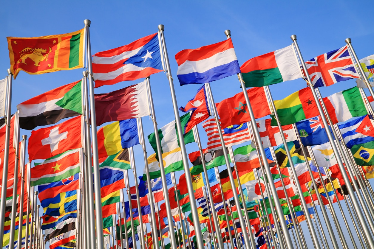 banderas paises union OTAN recurso bbva