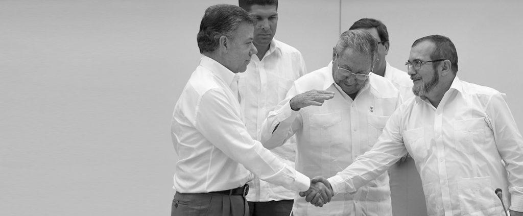 Imagen de Colombia cronologia proceso de Paz