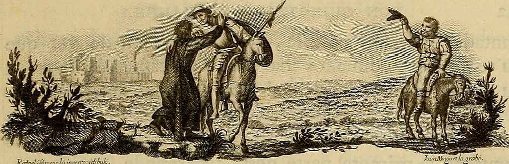 Imagen de la obra Don Quijote de La Mancha