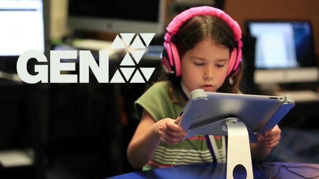 generación Z niños recurso