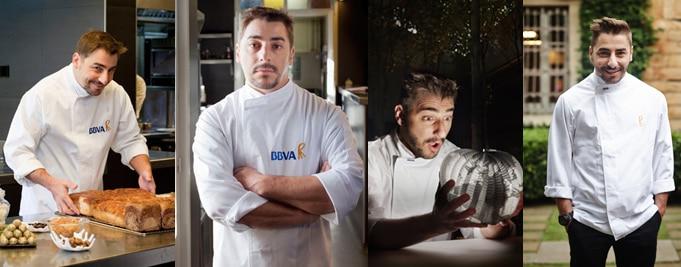 Fotografías de Jordi Roca dossier prensa Gira BBVA- El Celler de Can Roca 2016