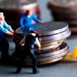 pagos dinero monedas compensación recurso
