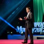 Carlos Torres Vila durante su presentación en Money 2020.