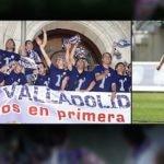 El Valladolid, primer campeón de la Liga BBVA